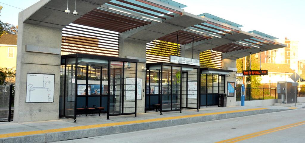 12 Silverline MBTA BRT