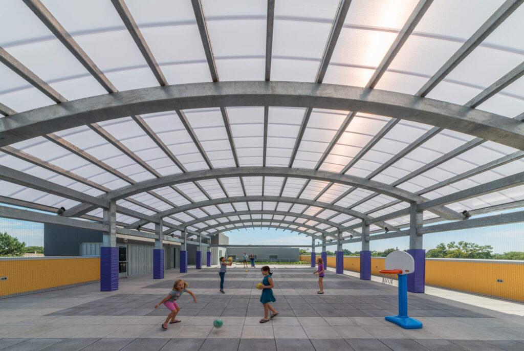 Duo-Gard Translucent Canopy