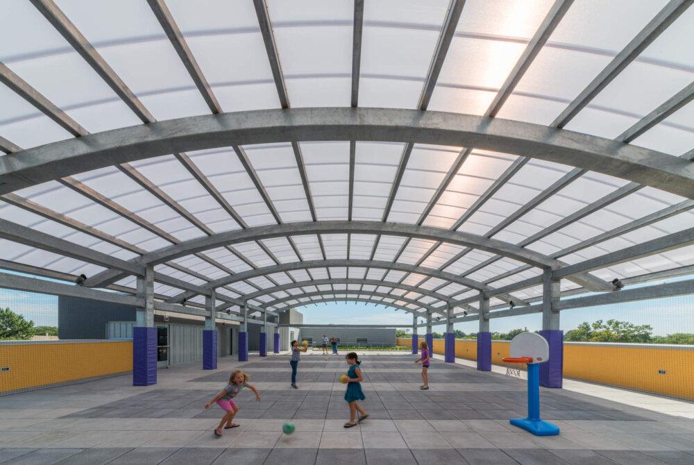 Rogers Park Montessori School, Chicago, IL