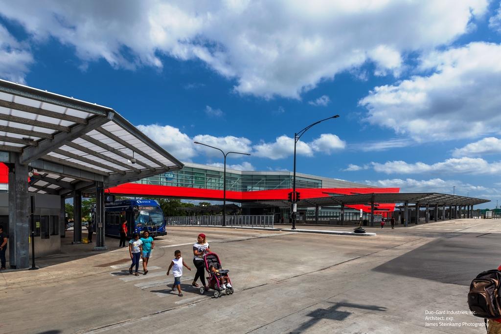 CTA 95th Street Station, Chicago, IL
