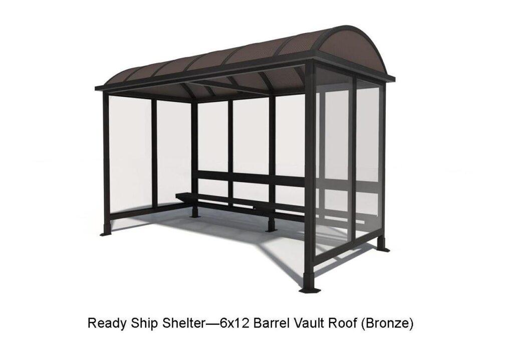 Duo-Gard 6x12 Barrel Vault Shelter