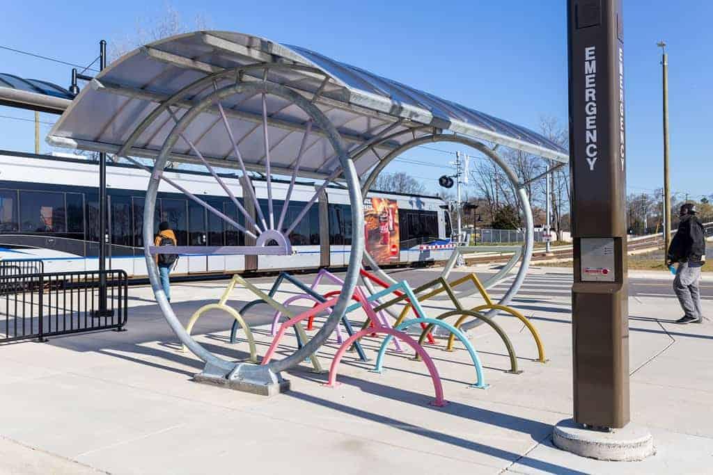 Charlotte Area Transit I Oasis Model