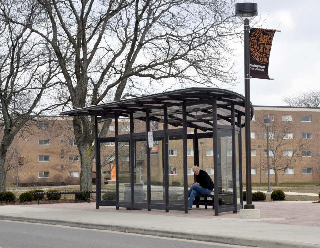 Duo-Gard Bus Shelter