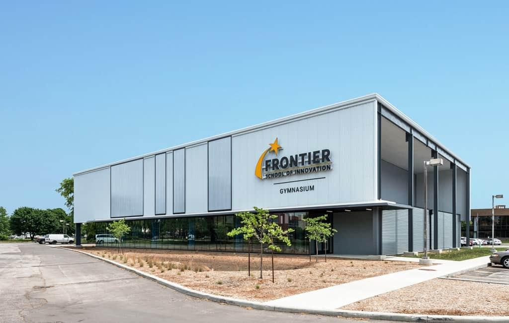 Frontier School Exterior 2 Resized