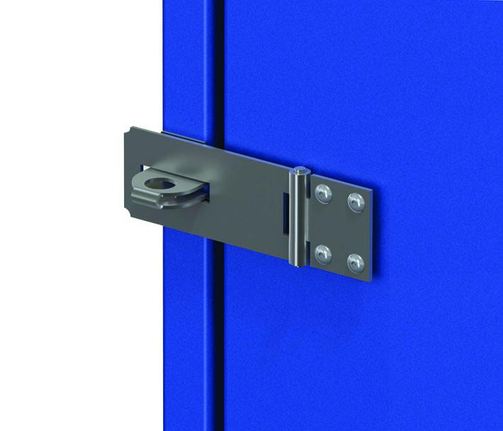 HSL Hasp And Staple Locking Option