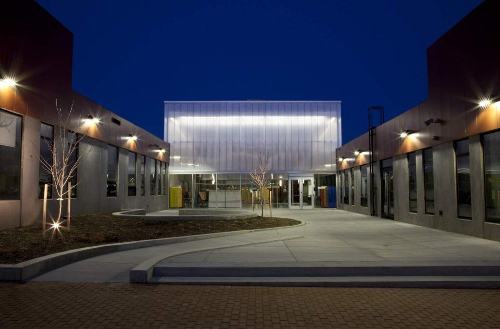 Duo-Gard Translucent Wall