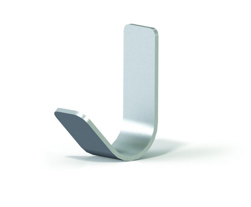 MHH Metal Hanging Locker Hook Option