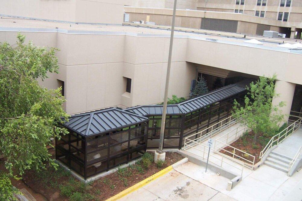 Duo-Gard Metal Canopy
