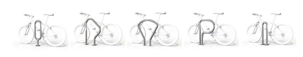 Parkland Bike Racks