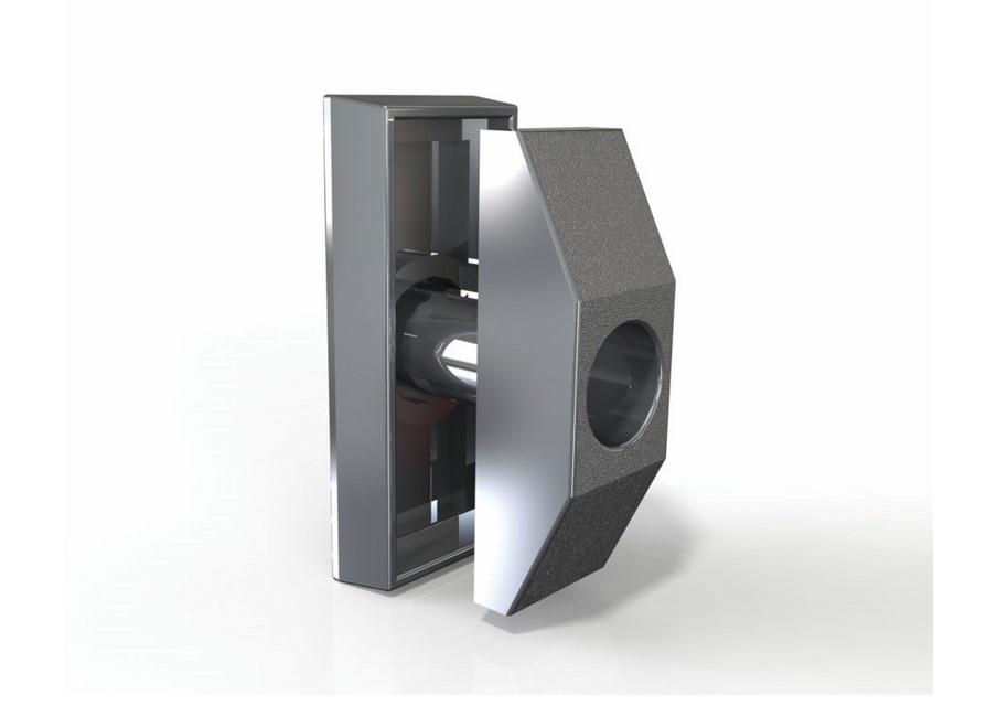 VRTH Spring Loaded Locker T Handle New