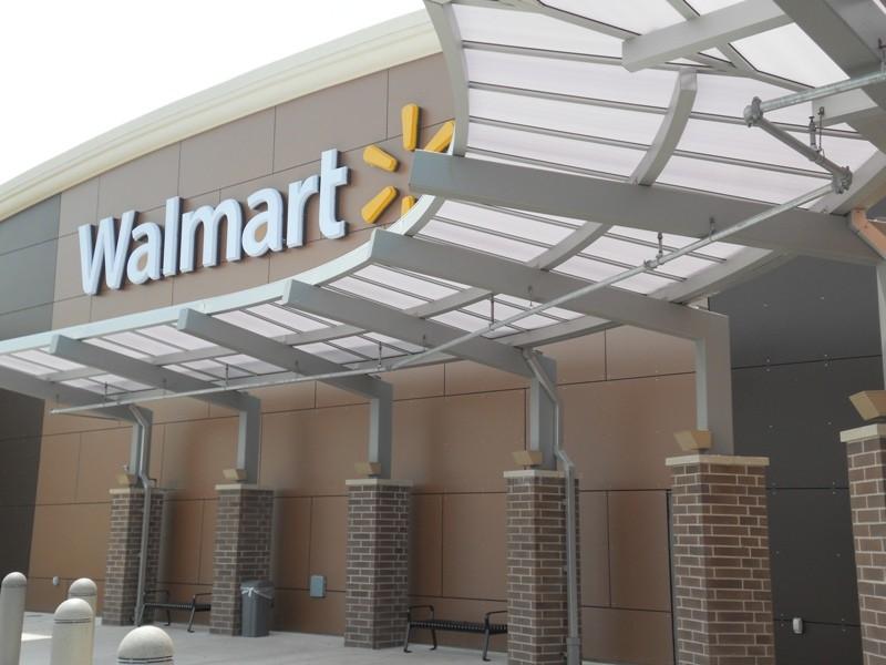 Wal-Mart, Belleville, MI