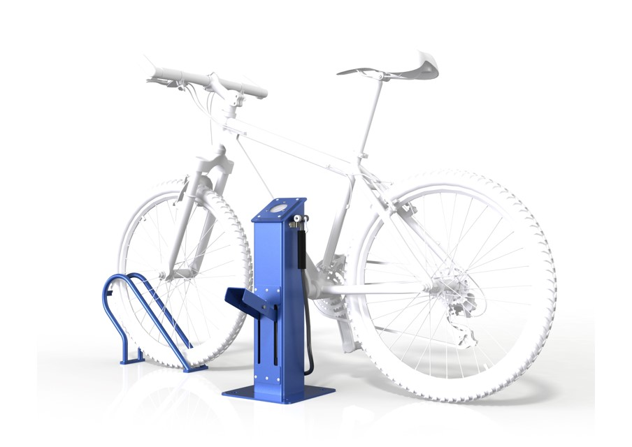 Bicycle Pump Station Bps01 New