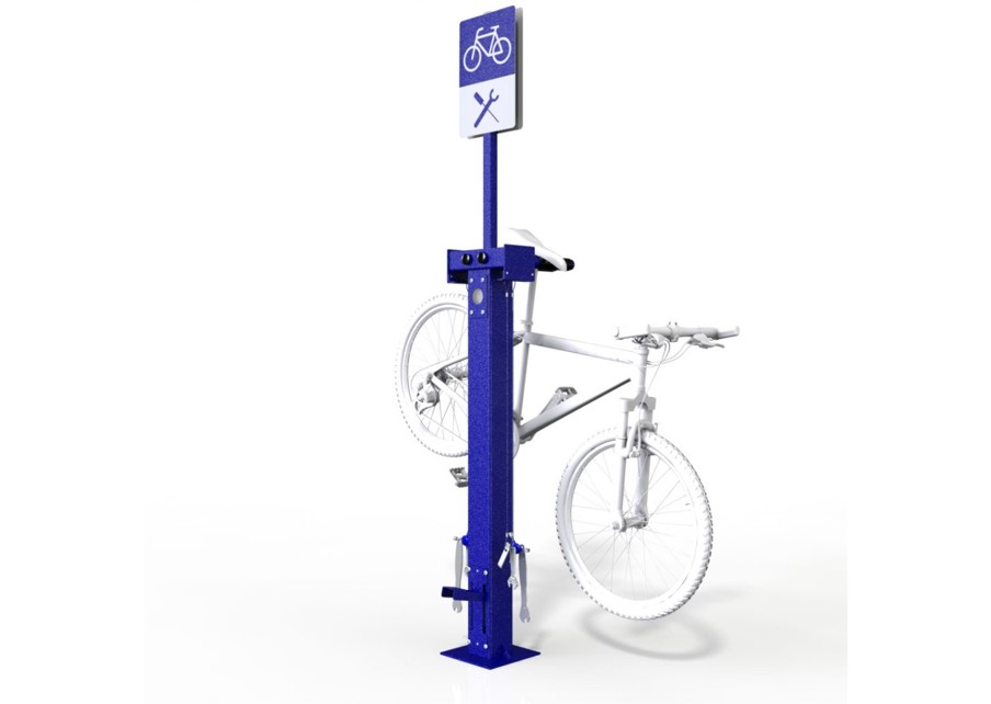 Bicycle Repair Station Type 1a Bbrs01a New
