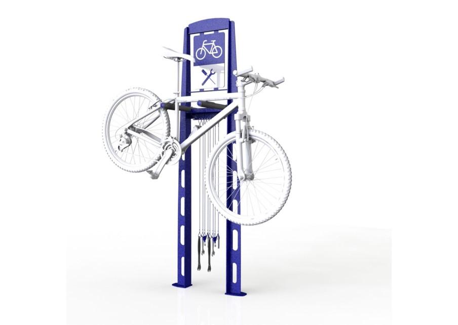 Bicycle Repair Station Type 2 Bbrs2 New