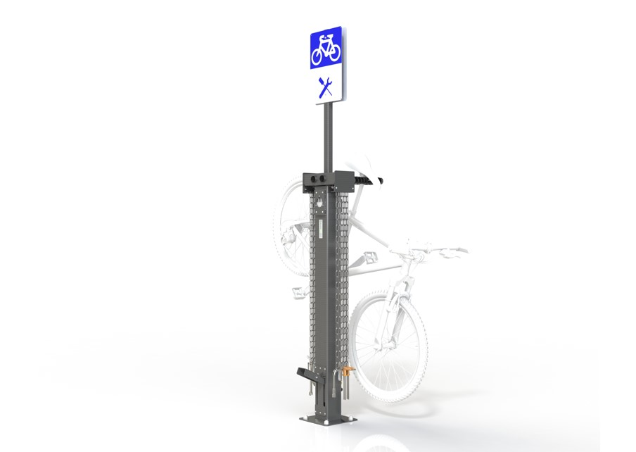 Bike Repair Station Type 1b Bbrs01b New