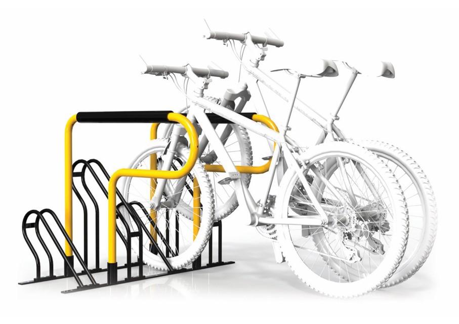 Compact Flat Pack 4 Bike Rack Cbr4sc New