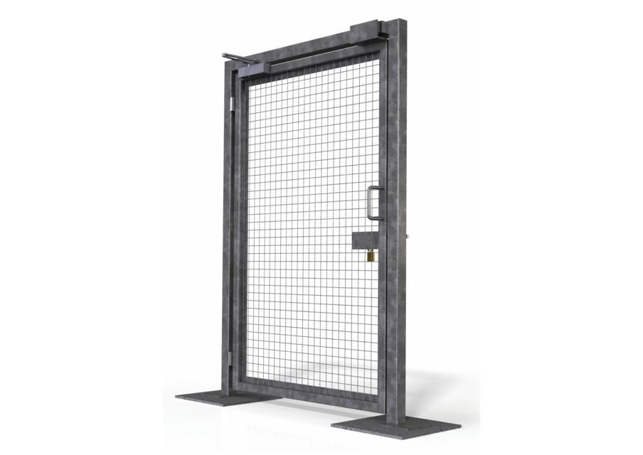 Industrial Gate Fencing Rpgs