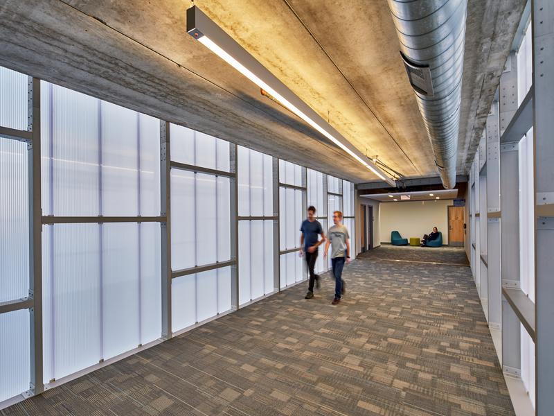 Duo-Gard Translucent Walls