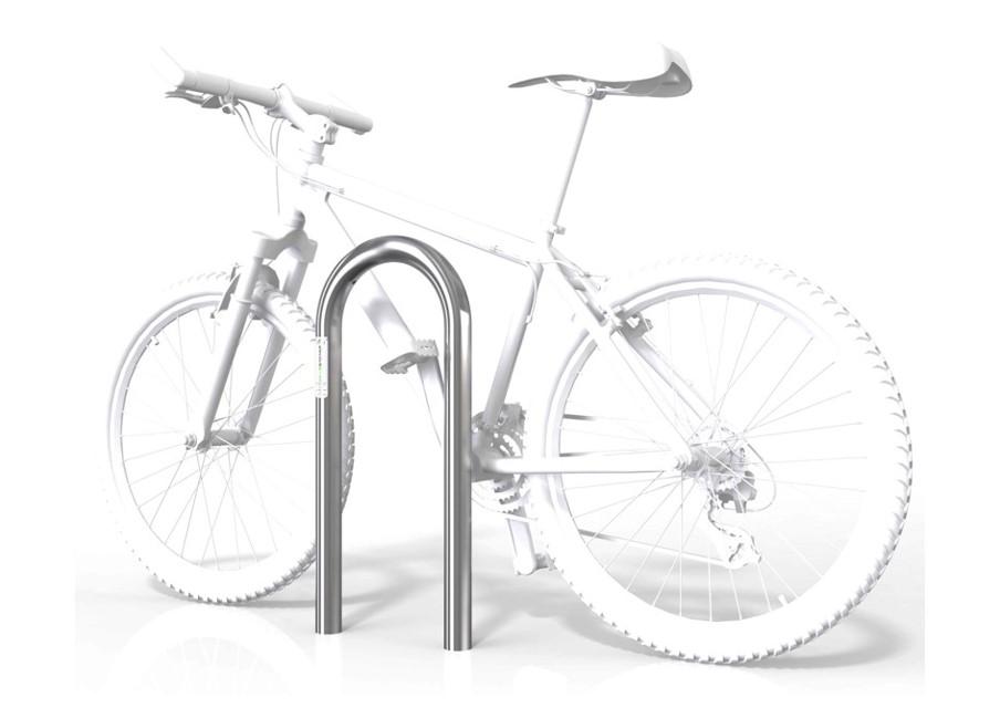 Small 2 Bike Rack Fixed Br475f New