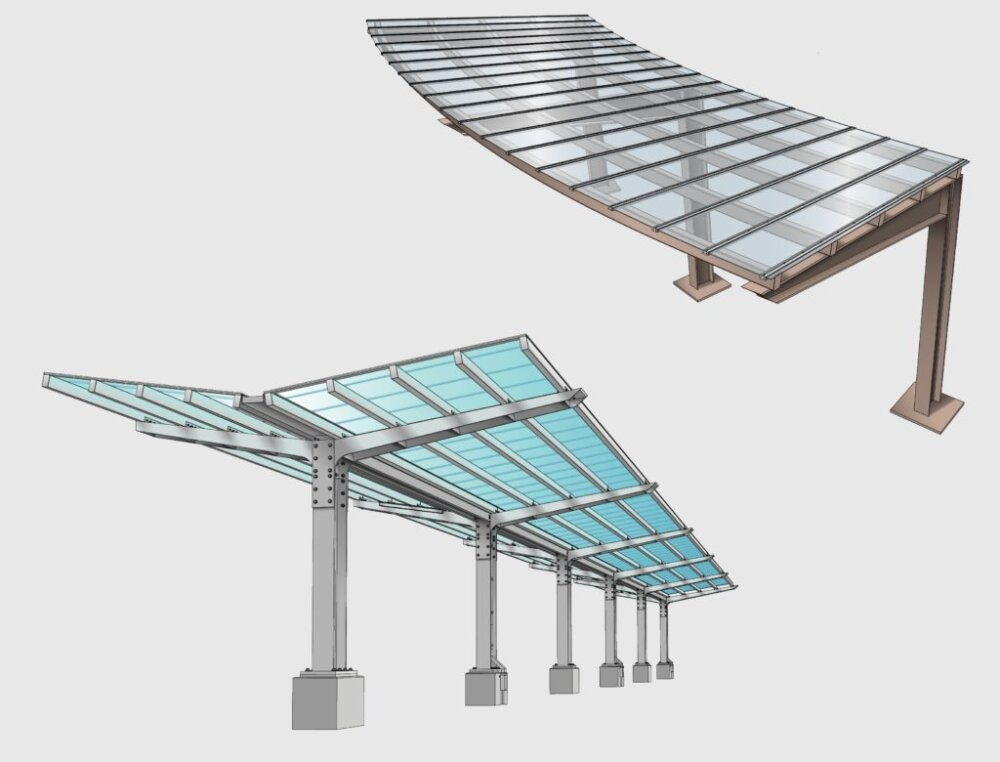 Canopy Structures