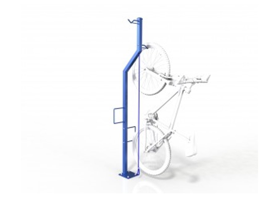 Vertical Hanging 2 Bike Rack Br2101 New